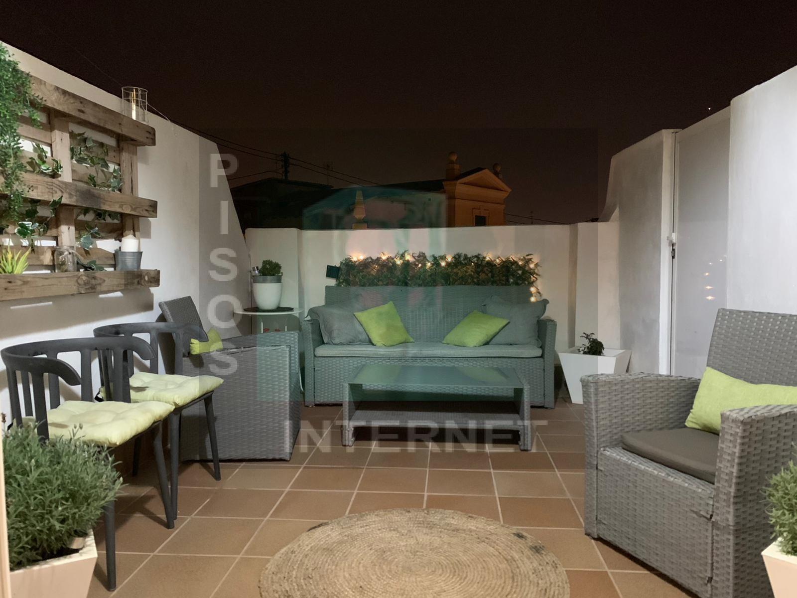 Alquiler Atico con muebles